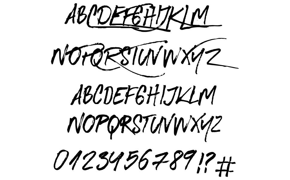 Royal Twins font