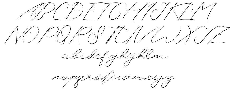 Rustte font