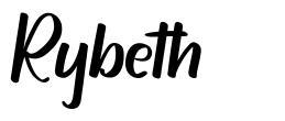 Rybeth