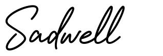 Sadwell
