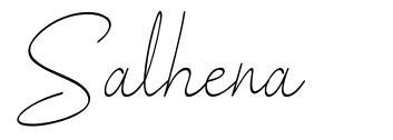 Salhena