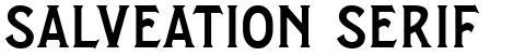 Salveation Serif