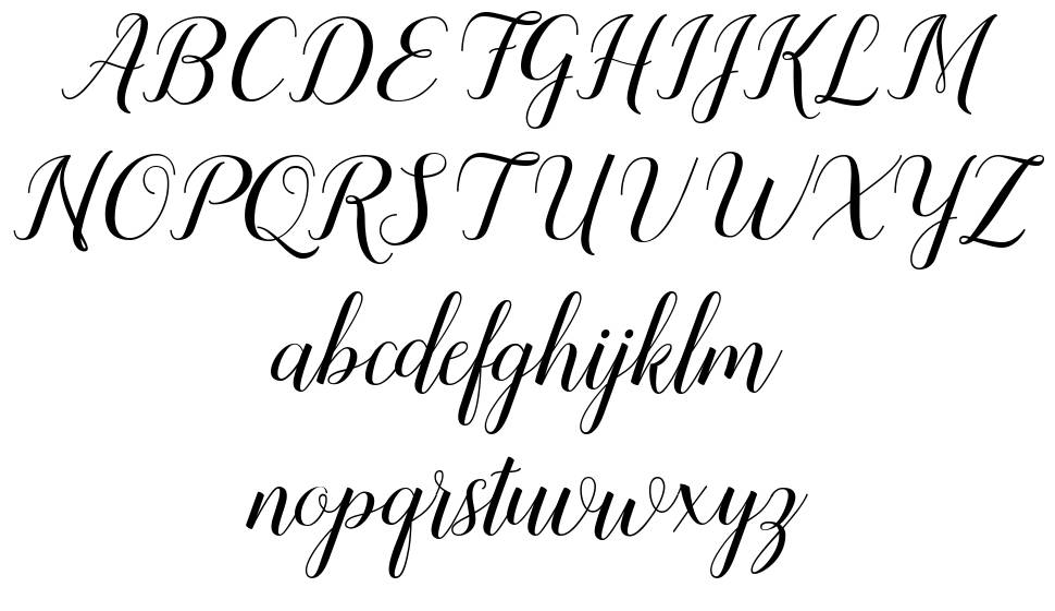Sandhya font
