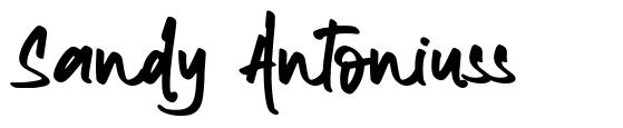 Sandy Antoniuss