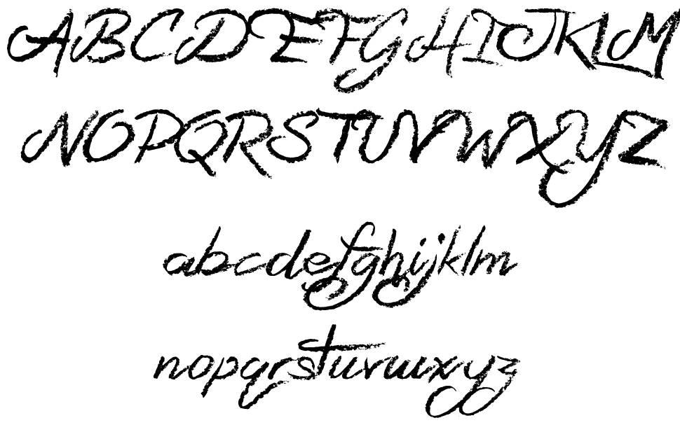 Sandy Bay font