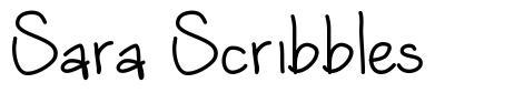 Sara Scribbles