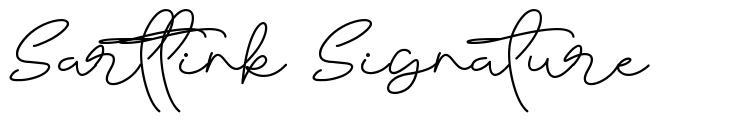 Sarttink Signature