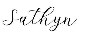 Sathyn