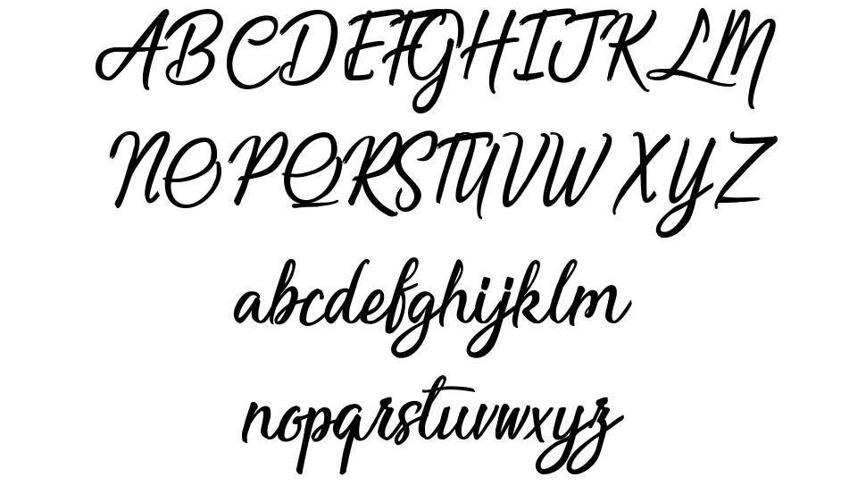 Saturday be like Madness font