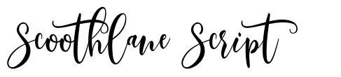 Scoothlane Script