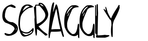 Scraggly