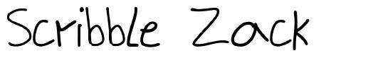 Scribble Zack