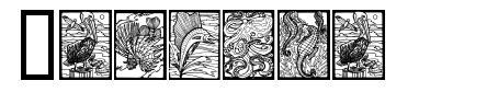 Sealife font