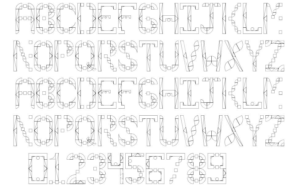 Second Wind font