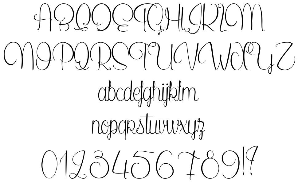 Secret of the Octopus font
