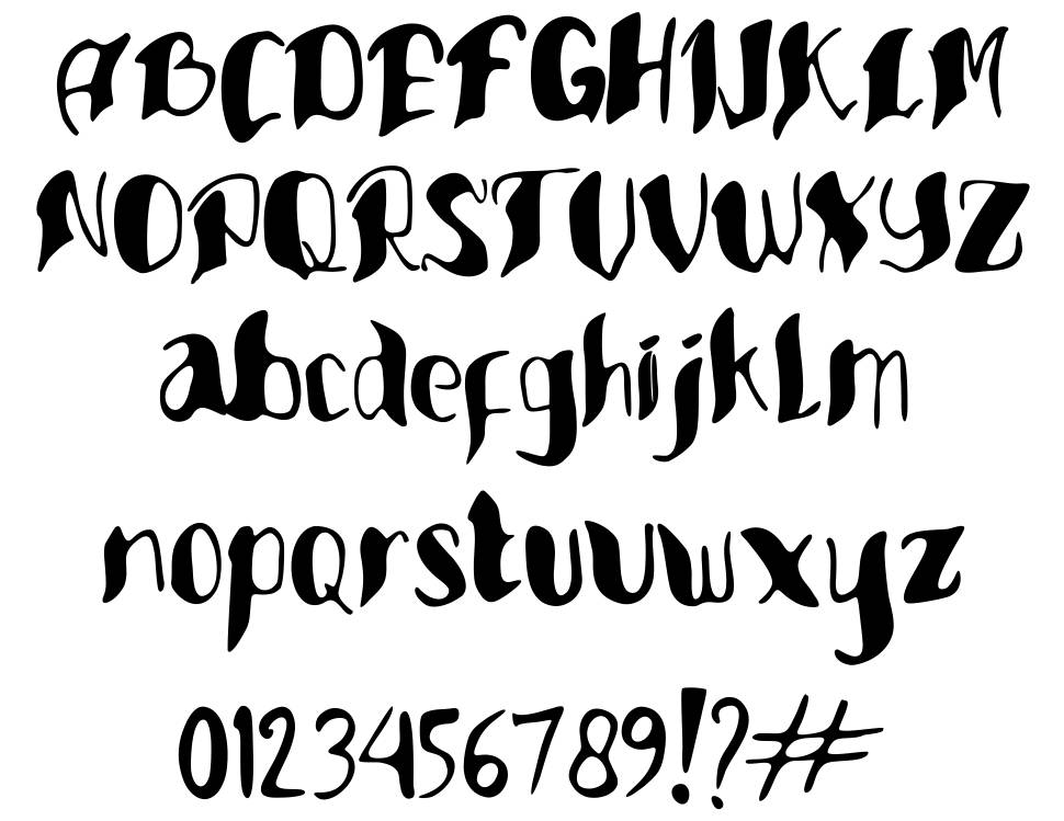 Sellower font