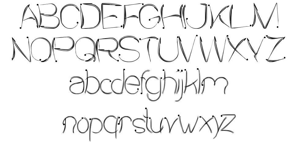 Sensation font