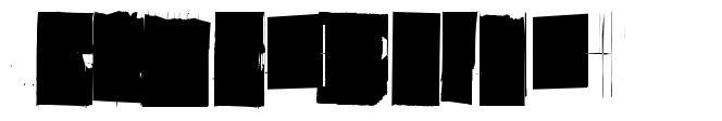 Sensuroitu font