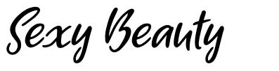 Sexy Beauty font