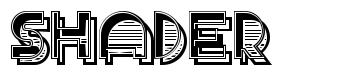 Shader font
