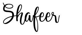 Shafeer