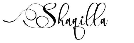 Shaqilla