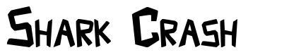 Shark Crash font
