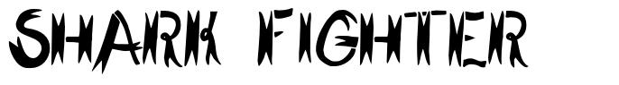 Shark Fighter font