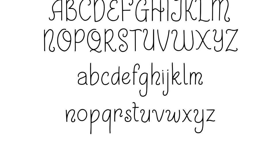 Shayfinton 字形