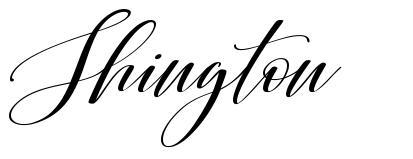 Shington