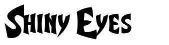 Shiny Eyes フォント