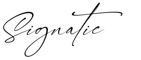 Signatie