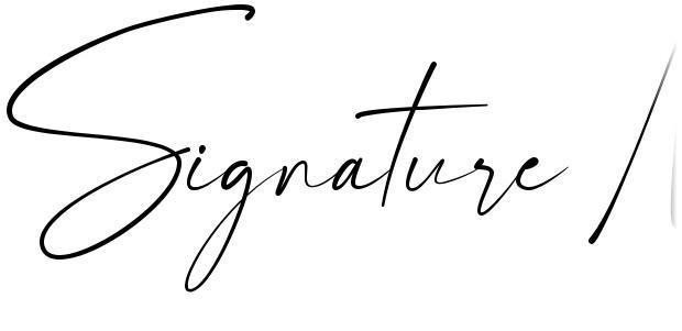 Signature Moments