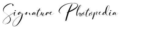 Signature Photopedia