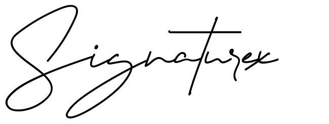 Signaturex