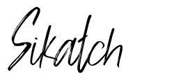 Sikatch