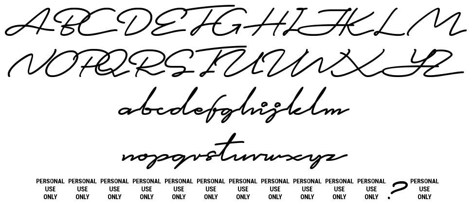 Simplicy font