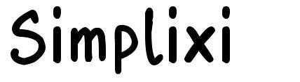 Simplixi フォント