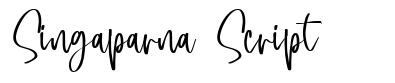 Singaparna Script