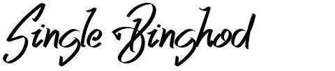 Single Binghod