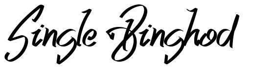 Single Binghod