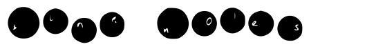 Sink Holes font