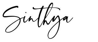 Sinthya