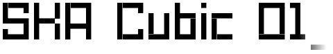 SKA Cubic 01_75 CE