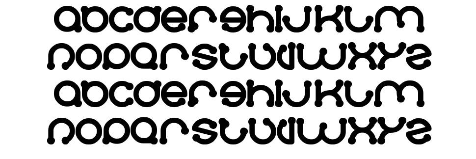 Skateboard font