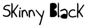 Skinny Black police