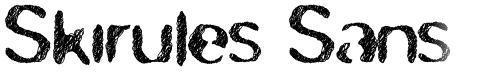 Skirules Sans 2