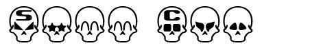 Skull Capz schriftart