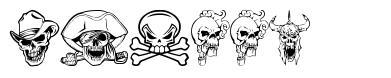 Skullx font