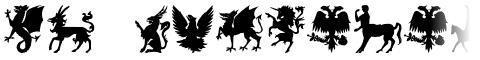 SL Mythological Silhouettes